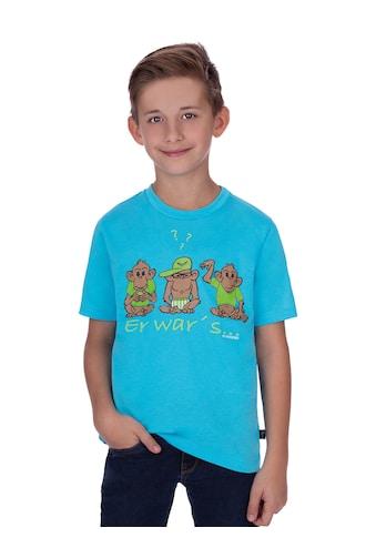 Trigema T-Shirt, mit Druckmotiv kaufen