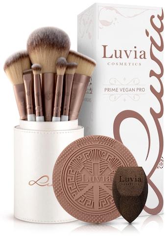 Luvia Cosmetics Kosmetikpinsel-Set »Prime Vegan Pro«, (15 tlg.) kaufen