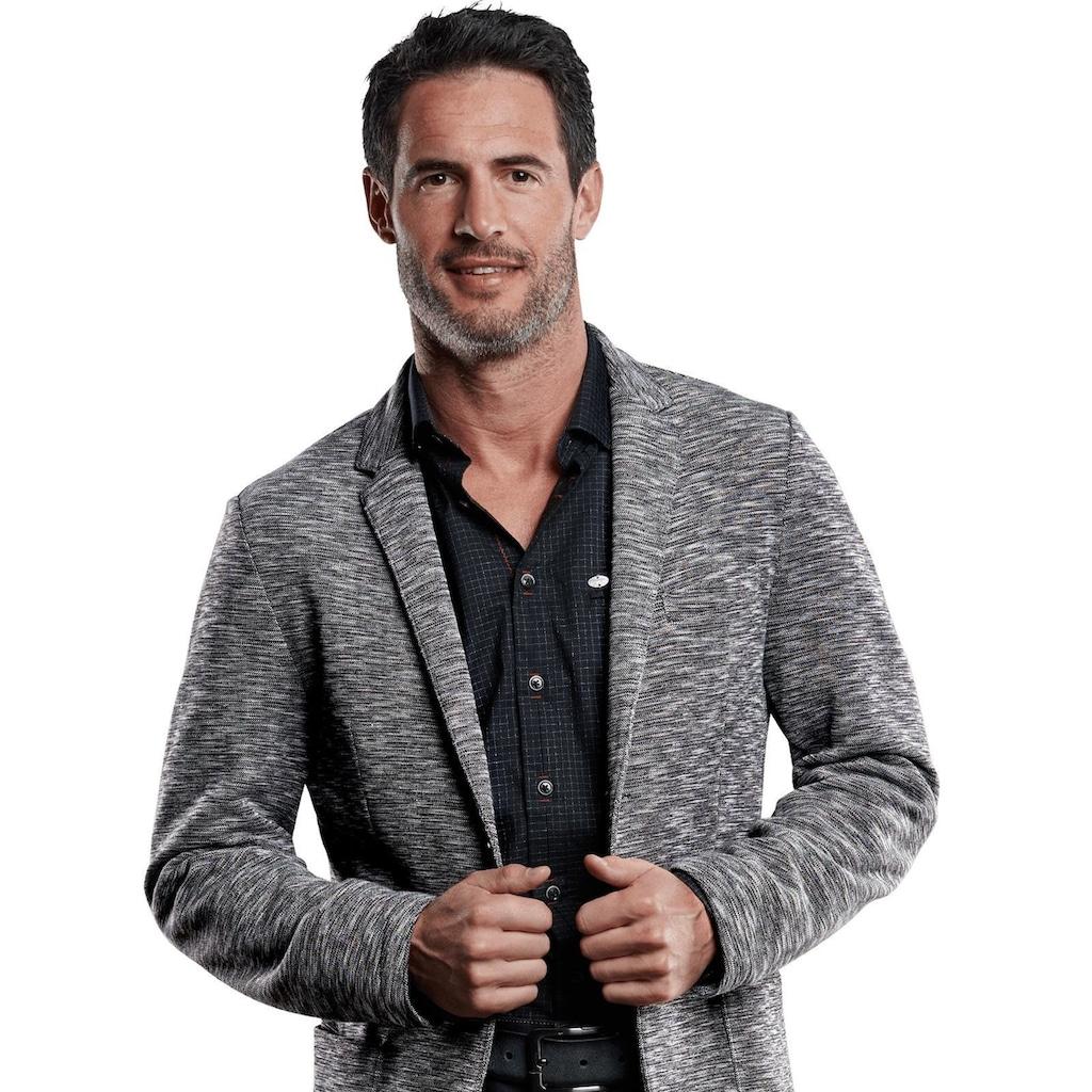 Engbers Sweatshirt im Sakko Style