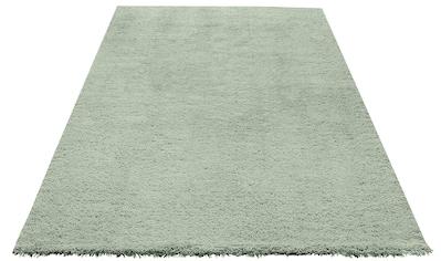 Hochflor - Teppich, »Desner«, my home, rechteckig, Höhe 38 mm, maschinell getuftet kaufen