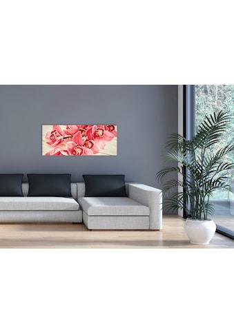 "Marmony Infrarotwandheizung »marmony® -Infrarot-MOTIV-Heizkörper ""Pink Orchidee"", 800... kaufen"