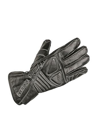 NERVE Motorradhandschuhe »Dark Leather« kaufen