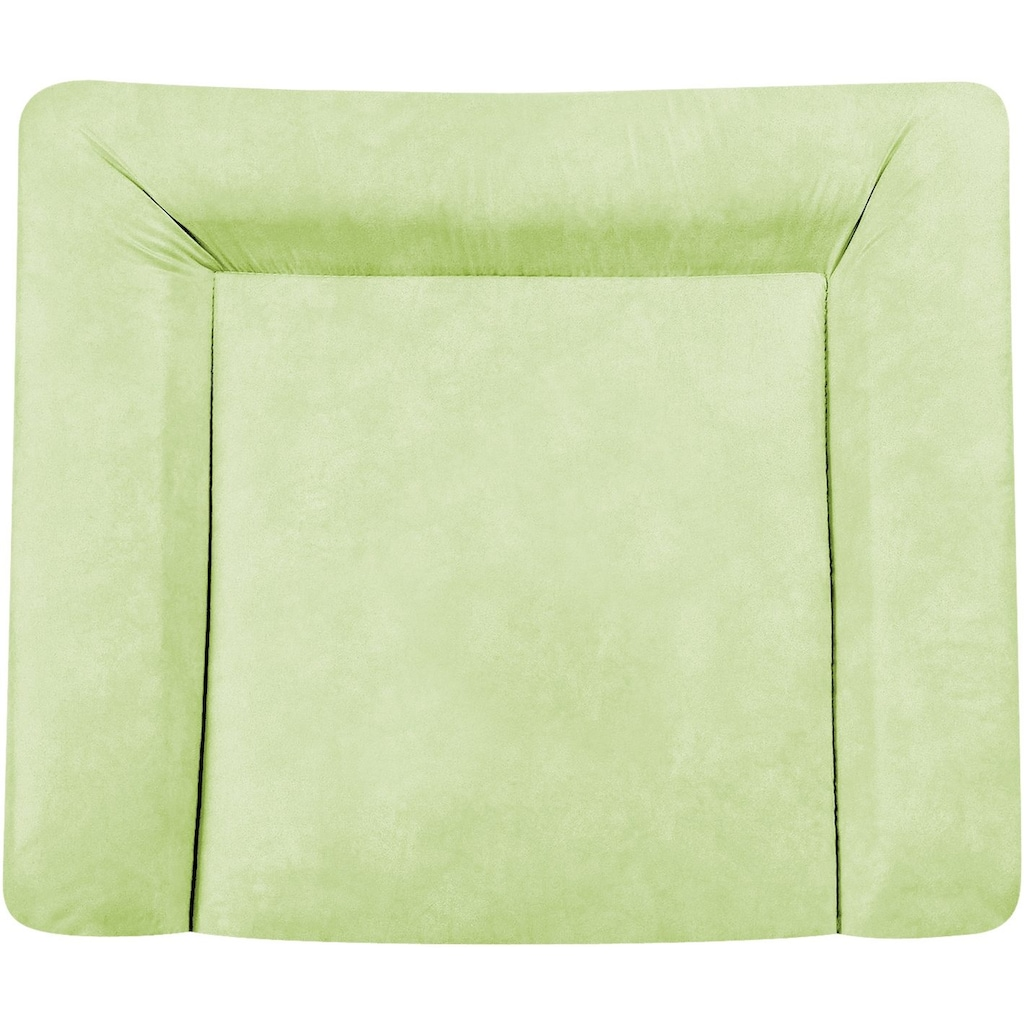 Julius Zöllner Wickelauflage »Softy - uni grün«, (1 tlg.), Made in Germany