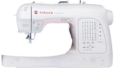 Singer Näh -  und Stickmaschine Futura XL - 420 kaufen
