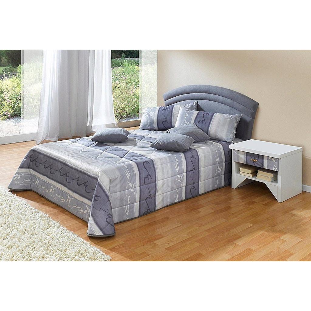 Westfalia Schlafkomfort Polsterbett, mit Bettkasten
