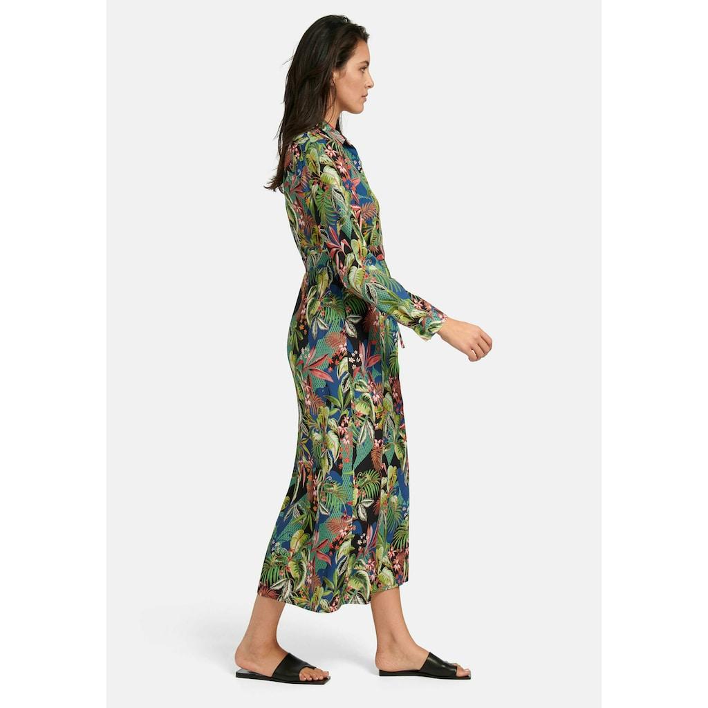Emilia Lay Sommerkleid »Kleid mit Bindegürtel«, keine/nicht relevant
