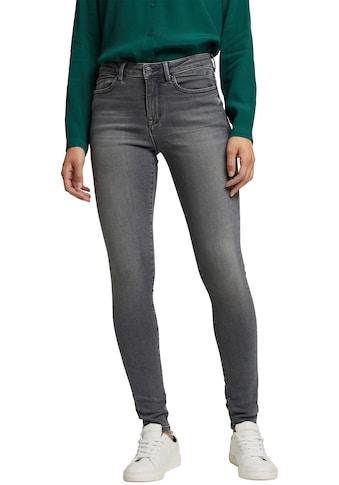 Esprit Skinny-fit-Jeans, in schönem Washed-Look kaufen