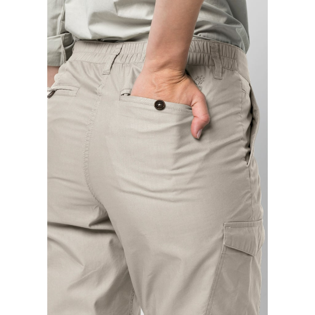 Jack Wolfskin Outdoorhose »LAKESIDE PANTS W«