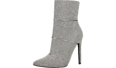 STEVE MADDEN High-Heel-Stiefelette »Synthetik« kaufen