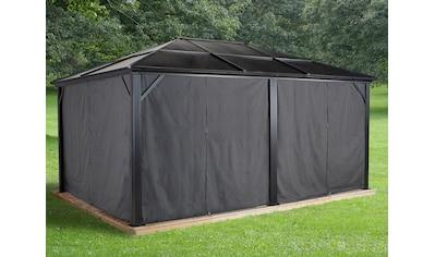 SOJAG Pavillonseitenteile Vorhang - Set für Pavillon Meridien kaufen