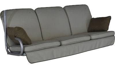 ANGERER FREIZEITMÖBEL Hollywoodschaukelauflage »Comfort Style«, (L/B): ca. 177x180 cm kaufen