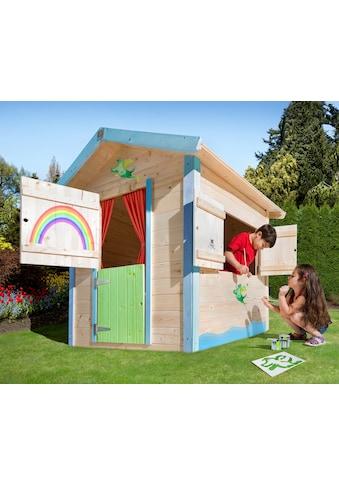 WEKA Spielhaus »Tabaluga«, BxTxH: 144x153x154 cm kaufen