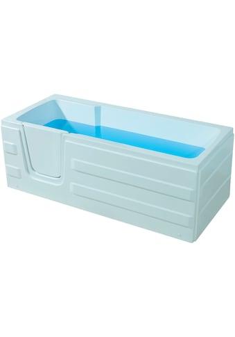 Sanotechnik Badewanne »Haiti«, mit Tür kaufen