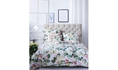 APELT Bettwäsche »Charlotte«, mit tollen Rosen kaufen