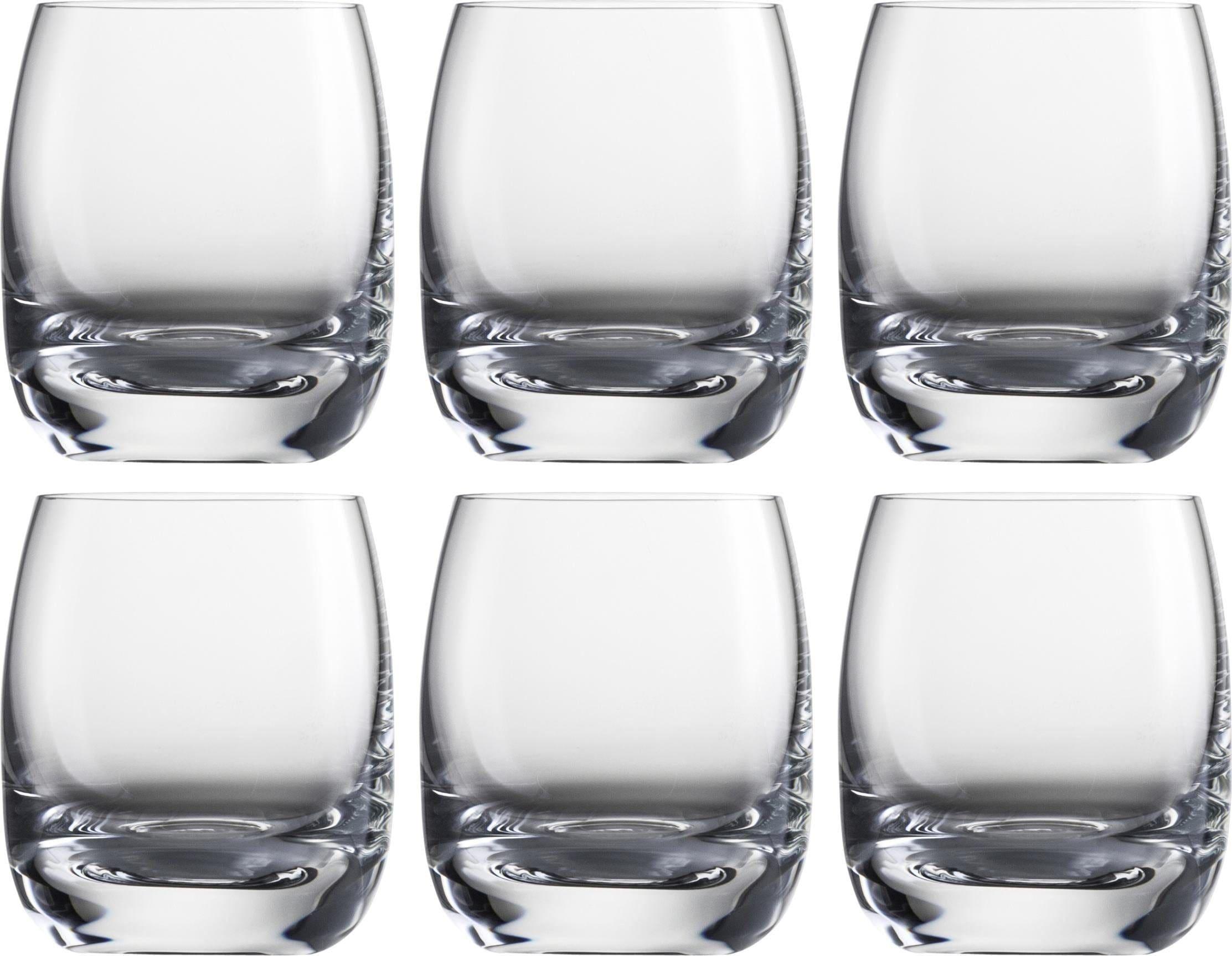 Eisch Schnapsglas (6-tlg.) farblos Kristallgläser Gläser Glaswaren Haushaltswaren Trinkgefäße