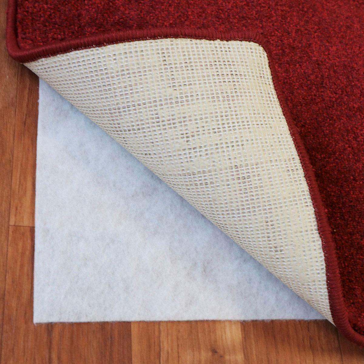 Living Line Antirutsch Teppichunterlage Teppich Stop, Anti Rutsch Vlies beige Teppichunterlagen Teppiche