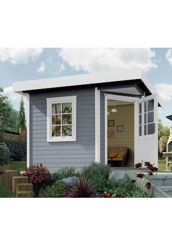 WEKA Gartenhaus »Stellan 1«, BxT: 278x278 cm kaufen