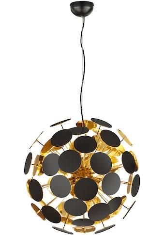 TRIO Leuchten Pendelleuchte »Discalgo«, E14, Hängeleuchte, Hängelampe, Leuchtmittel tauschbar kaufen