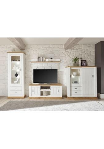 Home affaire Wohnwand »Orlando«, (Set, 4 St.) kaufen