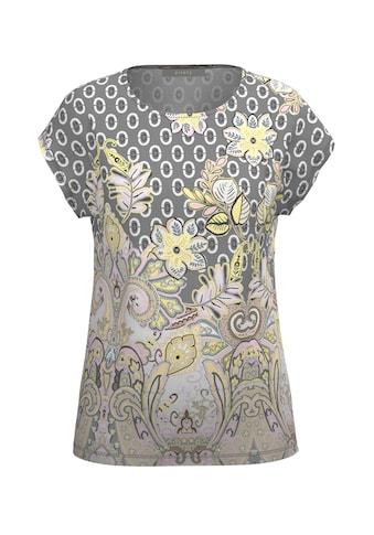 bianca Shirttop »JULIE«, stylischer Blumenprint in aktuellen Trendfarben kaufen