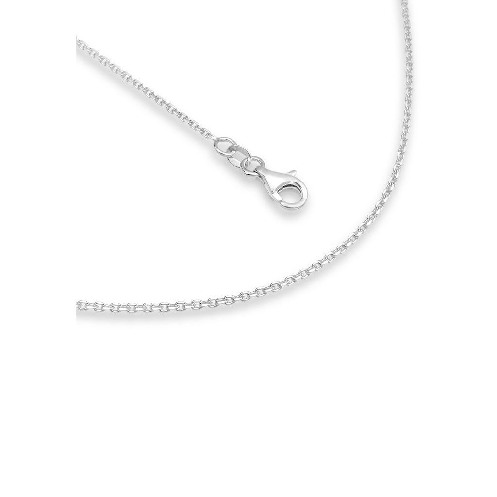 Elli Kette mit Anhänger »Venezianerkette Basic 925 Sterling Silber«
