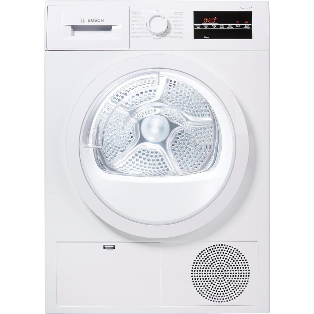 BOSCH Kondenstrockner »WTG86402«