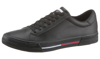 TOMMY JEANS Sneaker »ESSENTIAL LEATHER SNEAKER« kaufen