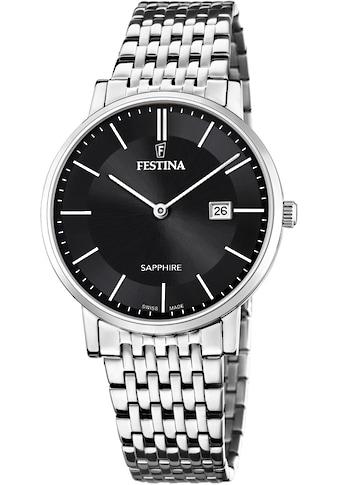 Festina Schweizer Uhr »Festina Swiss Made, F20018/3« kaufen