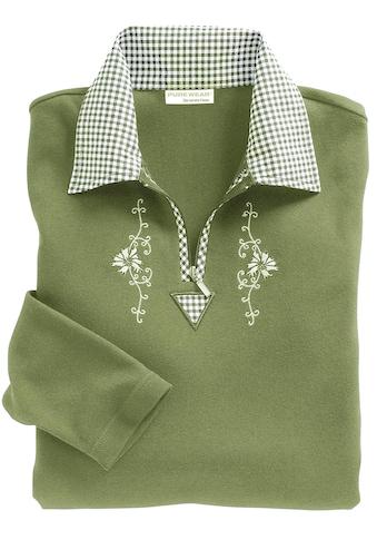 Classic Poloshirt mit Landhaus - Elemente kaufen