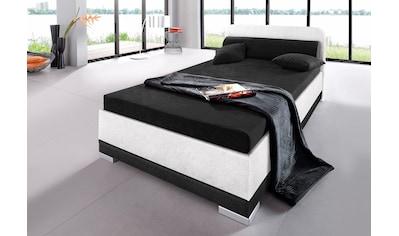 Bett Mit Bettkasten 80x200 Auf Raten Kaufen Baur
