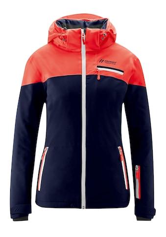 Maier Sports Skijacke »Coral Flash W«, Sportlich, trendige Skijacke, warm wattiert kaufen