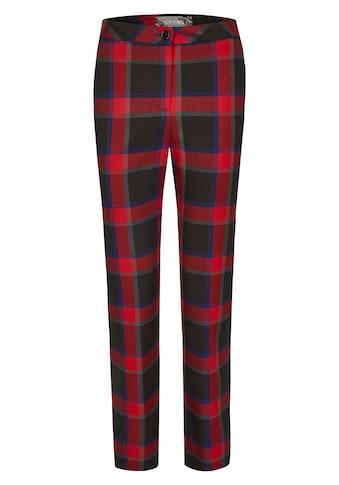 Nicowa Lange Hose mit Tartan - Muster  -  MIKOLA kaufen