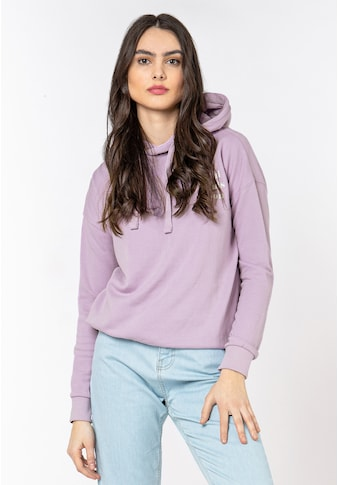 Stitch & Soul Kapuzensweatshirt, mit Print kaufen