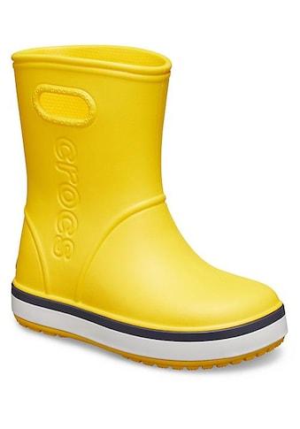 Crocs Gummistiefel »Crocband Rain Boot Kids« kaufen