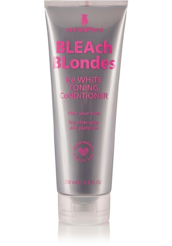 Lee Stafford Haarspülung »Bleach Blonde - Ice White Toning« kaufen