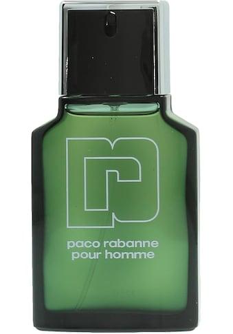 paco rabanne Eau de Toilette »Pour Homme« kaufen