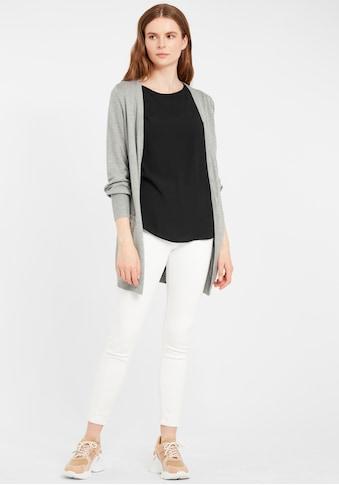 b.young Kurzarmbluse »Farhan«, Blusenshirt kaufen