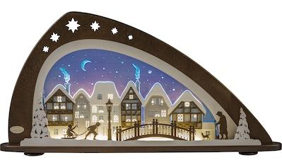 Weigla Lichterbogen »Winter in der Altstadt« kaufen