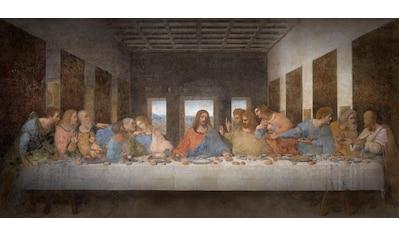 DELAVITA Deco-Panel »LEONARDO DA VINCI / Das letzte Abendmahl«, (100/3/50 cm) kaufen