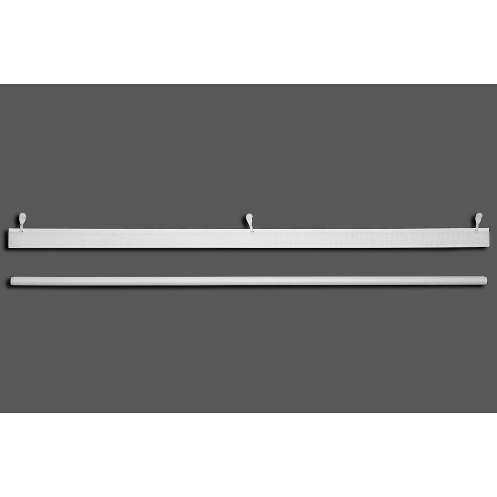 Neutex for you! Vorhang »Linola«, HxB: 245x60, Schiebevorhang mit Alupaneelwagen