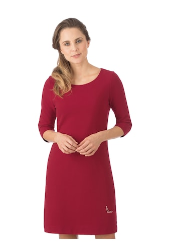 Trigema Kleid mit Swarovski® Kristallen kaufen