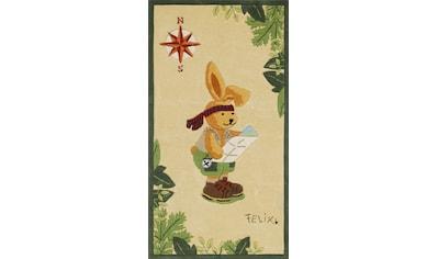 Felix der Hase Kinderteppich »Felix der Hase 2192«, rechteckig, 10 mm Höhe kaufen
