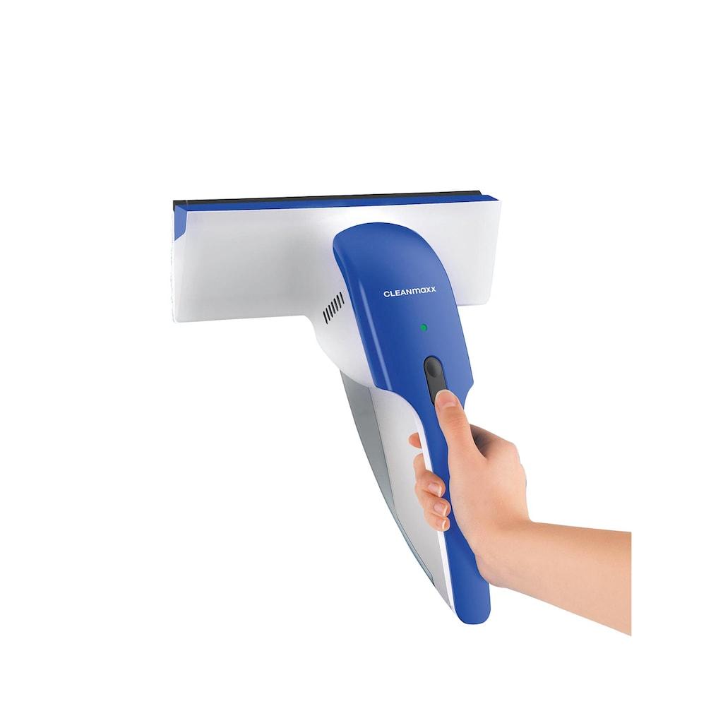 Akku-Fenstersauger mit innovativem Water-Refeed-System