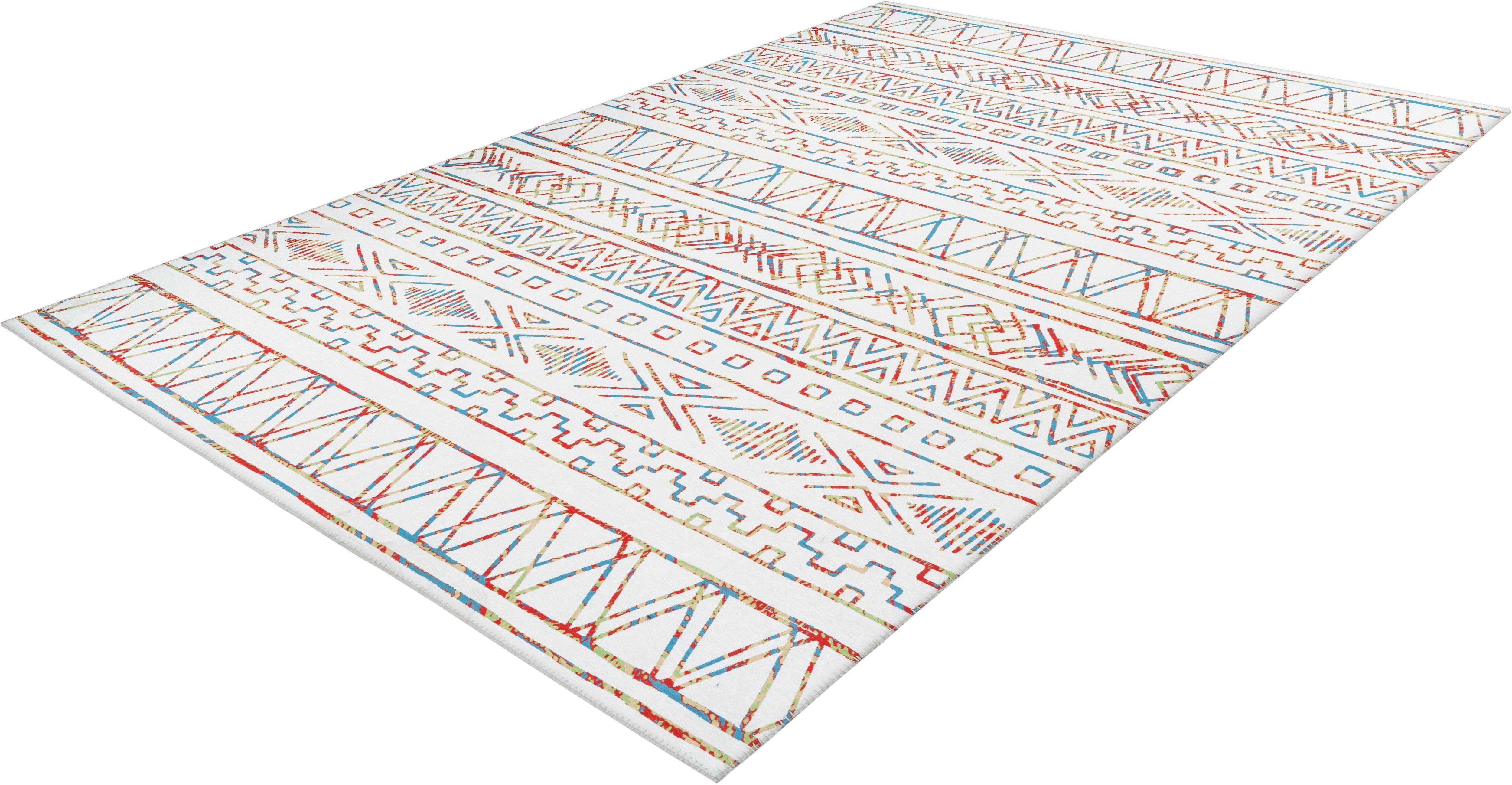 Teppich Castor 690 calo-deluxe rechteckig Höhe 6 mm maschinell gewebt