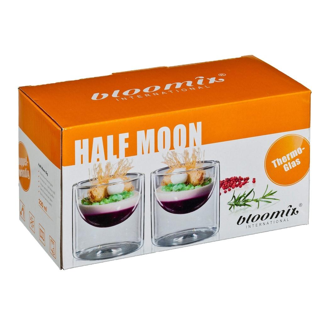 Bloomix Thermoschüssel »Half Moon Big«, für Speisen