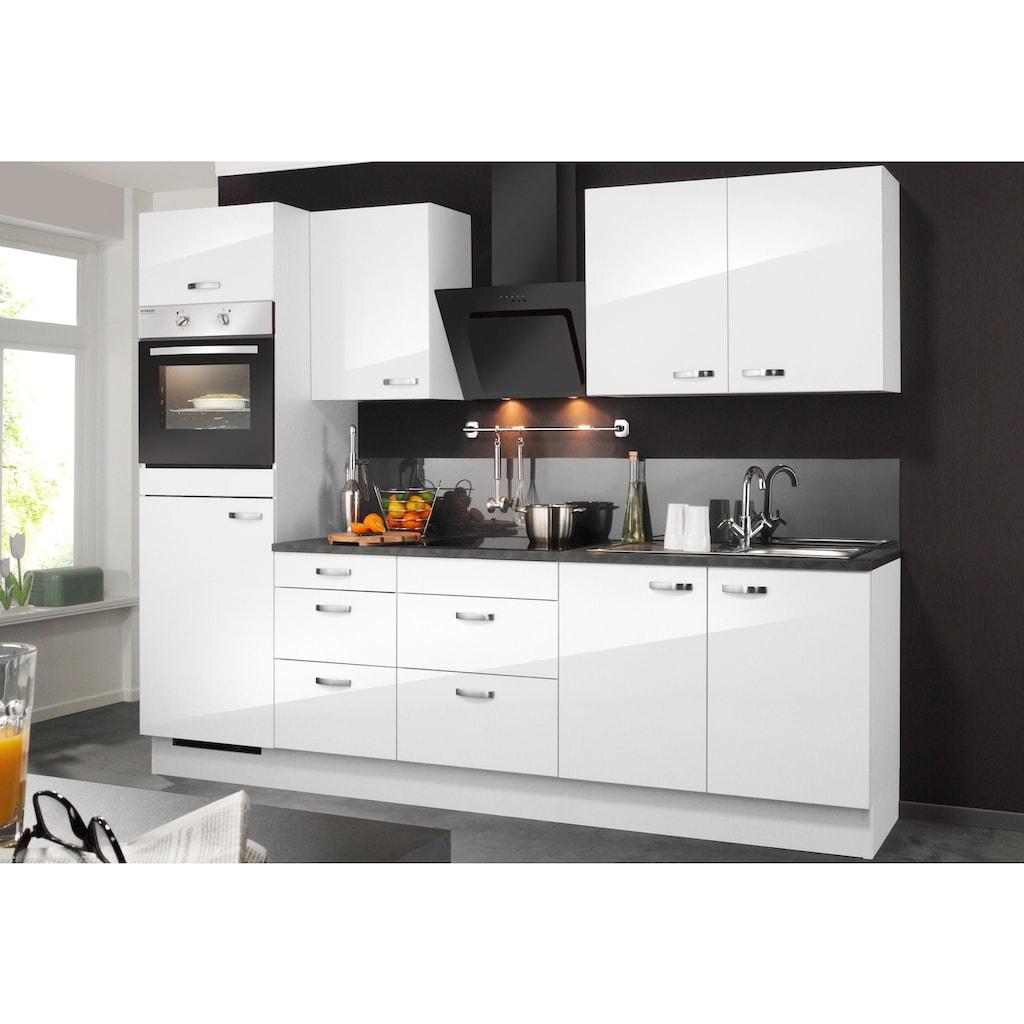 OPTIFIT Küchenzeile »Ole«, mit E-Geräten, Breite 270 cm