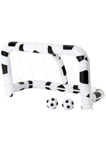 BESTWAY Aufblasbares Fußballtor BxLxH: 117x213x125 cm kaufen