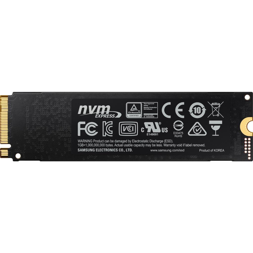 Samsung SSD »970 EVO NVMe M.2 SSD«