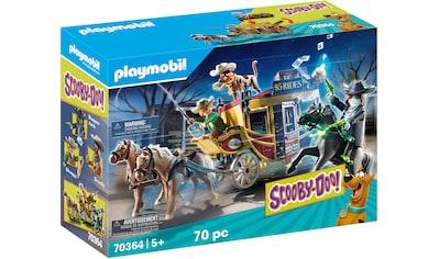 Playmobil® Konstruktions-Spielset »SCOOBY-DOO! Abenteuer im Wilden Westen (70364), SCOOBY-DOO!«, ; Made in Germany kaufen