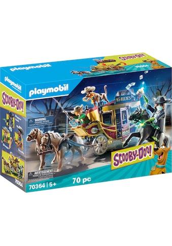 Playmobil® Konstruktions-Spielset »SCOOBY-DOO! Abenteuer im Wilden Westen (70364),... kaufen